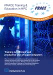 Fact-Sheet-PRACE-Training-Cover