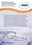 Fact-Sheet-PRACE-White-Papers-BPG-Cover