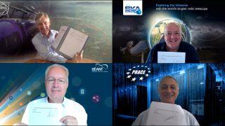 Signatories-CERN-SKAO-GEANT-PRACE